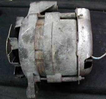 Dieslový variant so zadnou záchranou (bezpečnosťou).